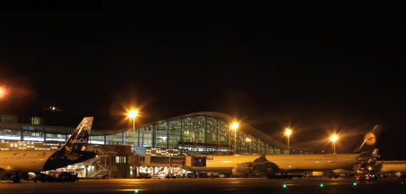 El Dorado International Airport's technologically advanced new terminal
