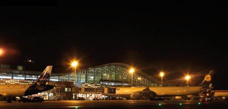 El Dorado International Airport's technologically advanced new terminal