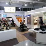 Athens International Airport has introduced a number of initiatives to enhance the passenger experience, including an internet island in the intra-Schengen departures area and virtual assistants.