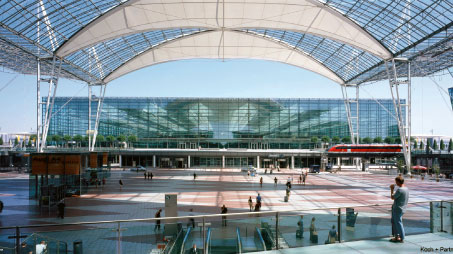 Munich Airport's new Terminal 2