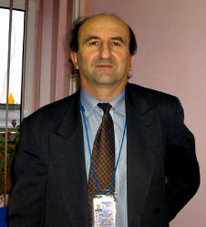 Grec Mircea, Chief Engineer, Arad International Airport