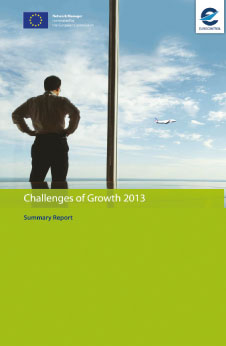 EUROCONTROL's Challenges of Growth 2013 report.