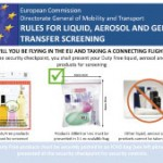 ACI EUROPE has produced a flyer providing clear information to passengers about what the new rules will mean for them from 31 January 2014.