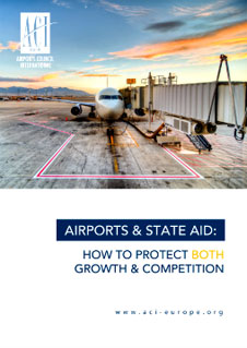 ACI Europe's analysis paper on the European Commission's proposed new guidelines on State aid.