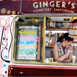 A series of pop-up concepts at Manchester Airport means passengers are able to sample some of the best of the city's street foods. The first of these is a concept called Ginger's Comfort Emporium, which serves award-winning hand-made ice creams.