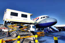 Omniserv provides PRM services to London-Heathrow and Glasgow airports in the UK.