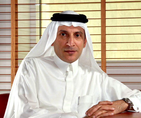 Akbar Al Baker, CEO, Doha International Airport and Qatar Airways.