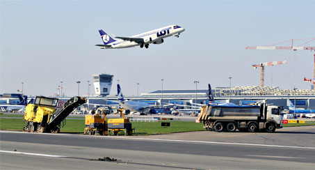 Warsaw Chopin completes runway resurfacing and starts rebuild of Terminal A | Airport Business
