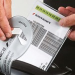Air France's domestic passengers can print their own bag tag and place it in a plastic wallet before leaving home, minimising queuing times at the airport.