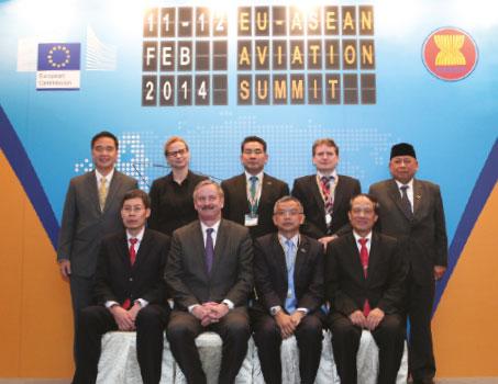Airports call for EU-ASEAN open skies