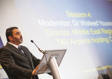 6th ACI Annual Airport Economics & Finance Conference & Exhibition, London, 12-14 March