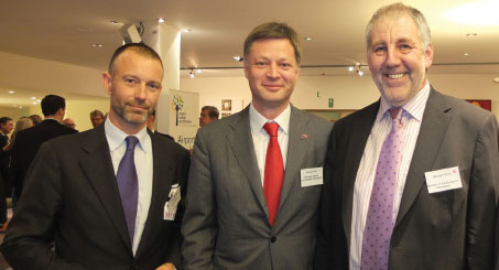 Industry and EU institutional stakeholders gather at the European Parliament