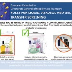 ACI EUROPE, in collaboration with other industry stakeholders, has produced advice to passengers clearly defining what the new LAGs rules mean.