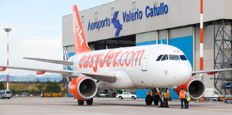 Verona airport Easyjet