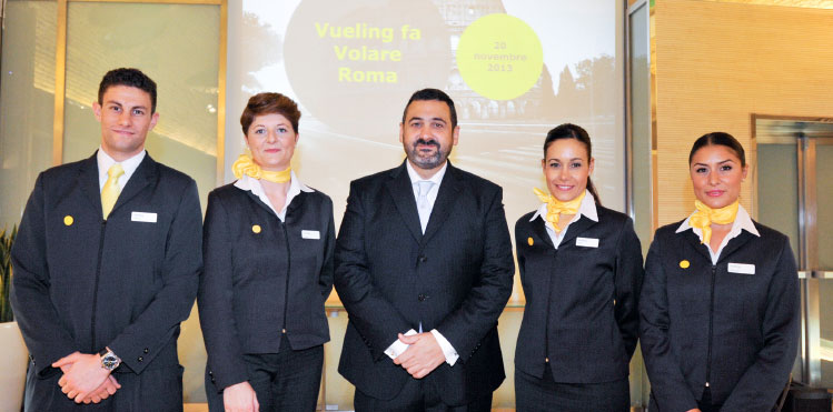 Vueling Rome