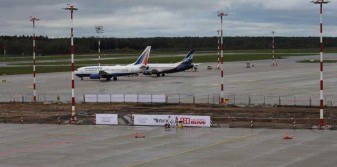 Riga Airport begins terminal expansion