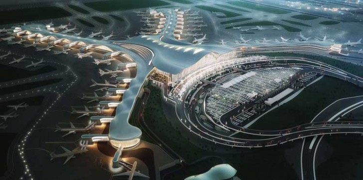 Abu Dhabi's Midfield Terminal Building to deliver innovation and a world-class passenger experience