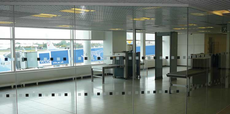Birmingham Airport Opens New Passenger Transit Facility
