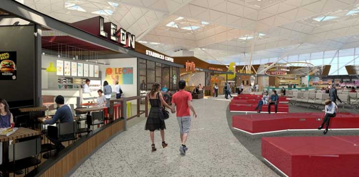 Phase 2 of Stansted transformation provides enhanced retail and new ePassport gates