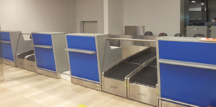 Baggage handling innovations
