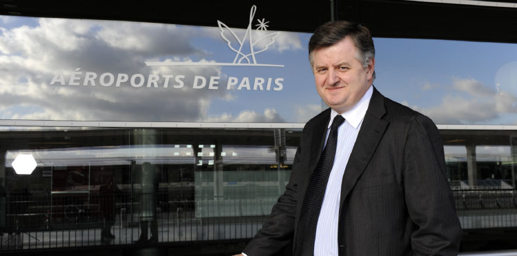 de Romanet's decision to move the corporate offices