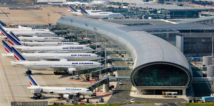 Air France Charles de Gaulle