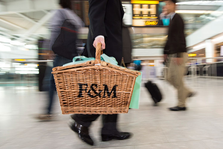 Fortnum & Mason opens first airport store at London Heathrow