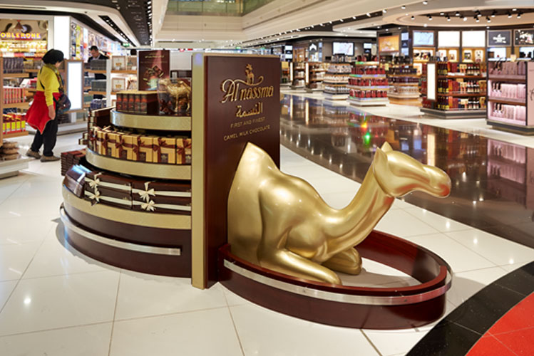 Breaking the travel retail industry