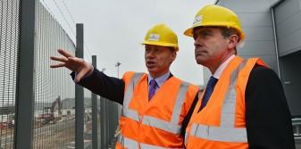 UK Aviation Minister visits Bristol Airport and views development plans