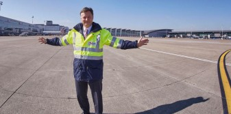 BRU delivering world-class passenger experience at 'the heart of Europe'