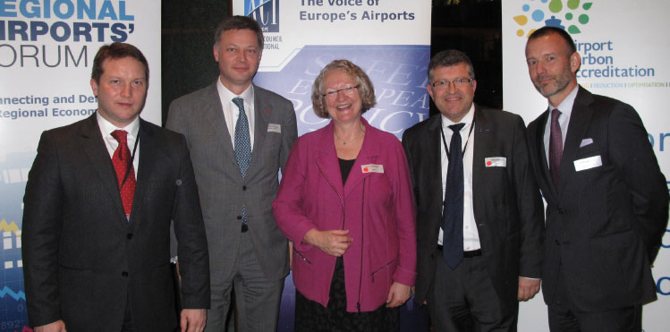 ACI EUROPE's annual New Year Reception