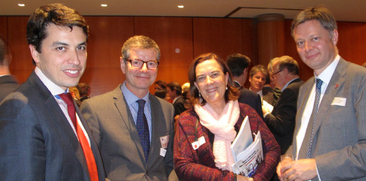 ACI EUROPE's annual New Year Reception in the European Parliament