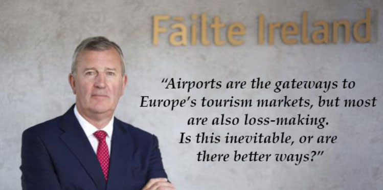 Michael Cawley - Failte Ireland