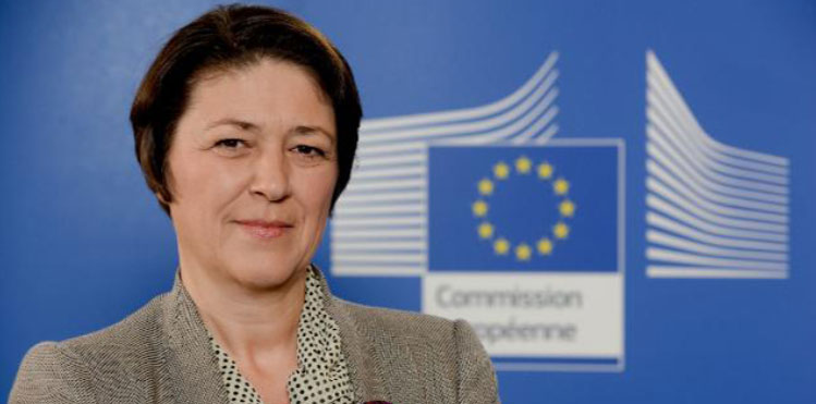 Violeta Bulc - EU new Transport Commissioner