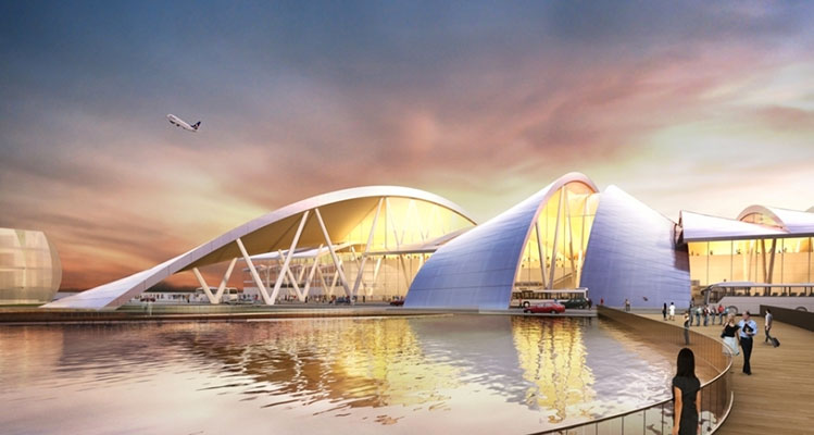 Rostov-on-Don Airport Concept
