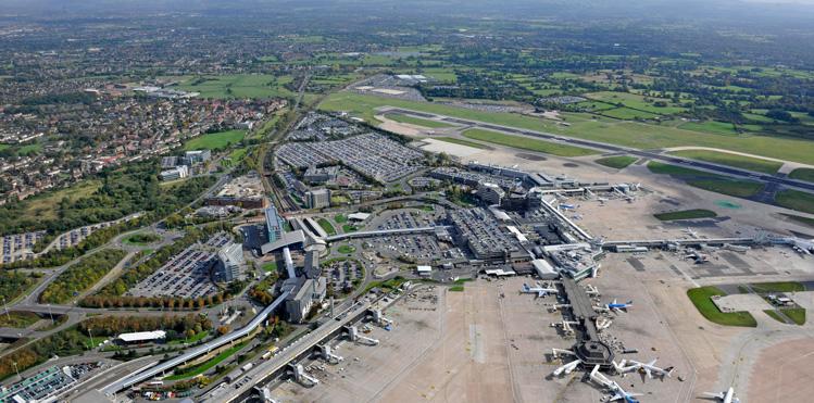 Manchester Airport unveils 10-year transformation plan