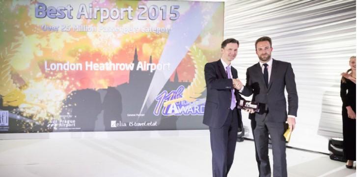 Heathrow a 'catalyst of environmental innovation'