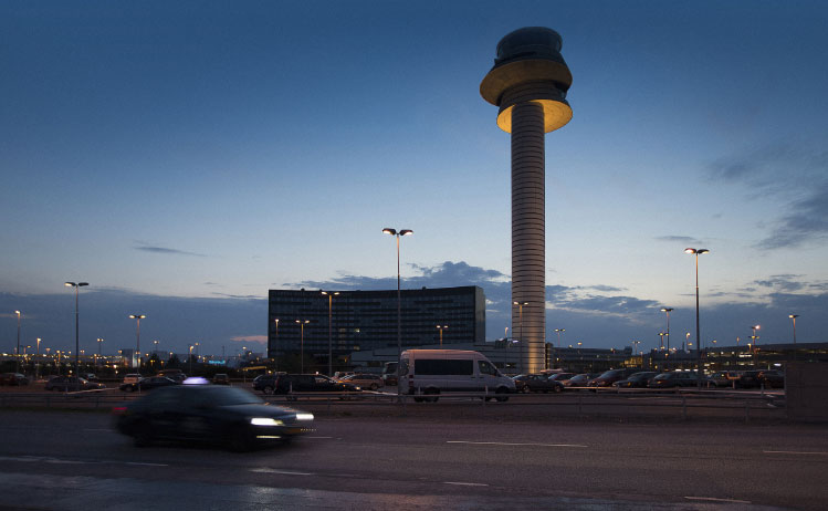 SESAR deployment European airports IR716 EU funding