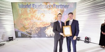 Torsten Hentschel wins ACI EUROPE World Business Partner Award
