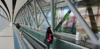 London Gatwick Airport unveils unique Yangtze River soundscape experience