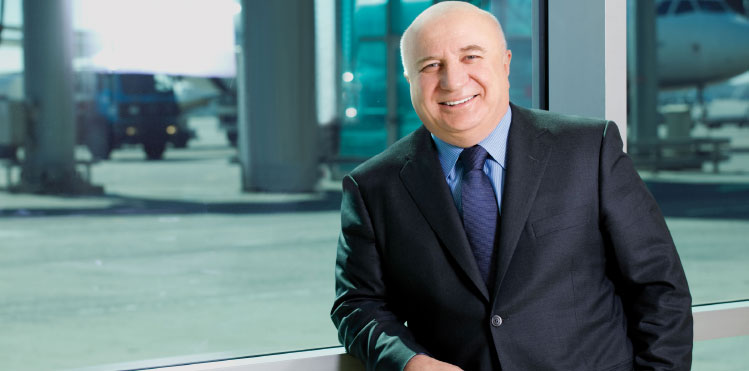 dr sani sener ceo founder tav airports holding