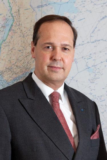frank brenner director general of eurocontrol