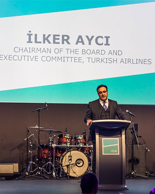 ilker aycı chairman board executive committee turkish airlines