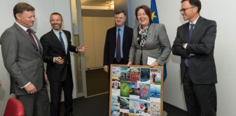 Key meeting between ACI EUROPE and EU Transport Commissioner Bulc