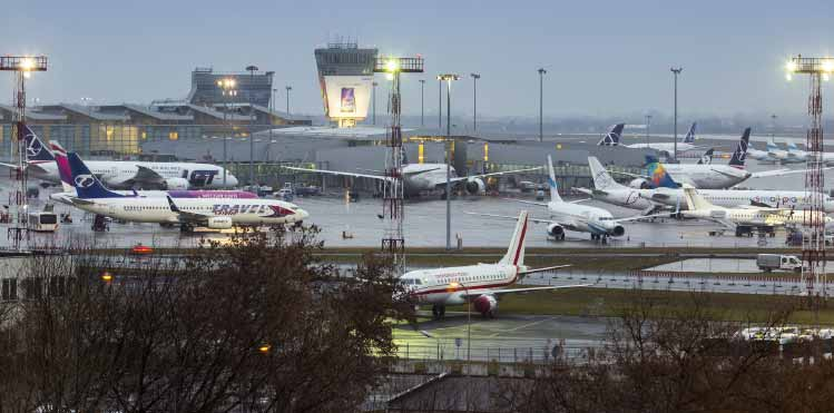 new airlines and new long haul routes warsaw chopin regional transfer hub