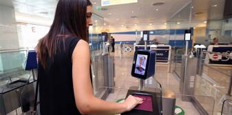 Naples Airport installs automated border control e-gates