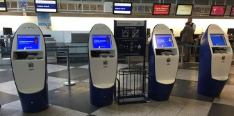 New generation kiosks installed at AMS, CDG and ORY
