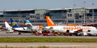 Hamburg Airport an important economic driving force