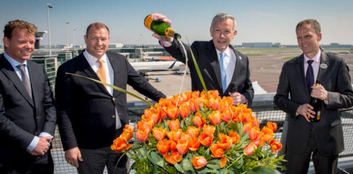 Airport anniversaries in 2016