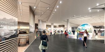 "Oslo Airport creates ""unique shopping experience"" for arrivals passengers"